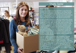 charity sector careers